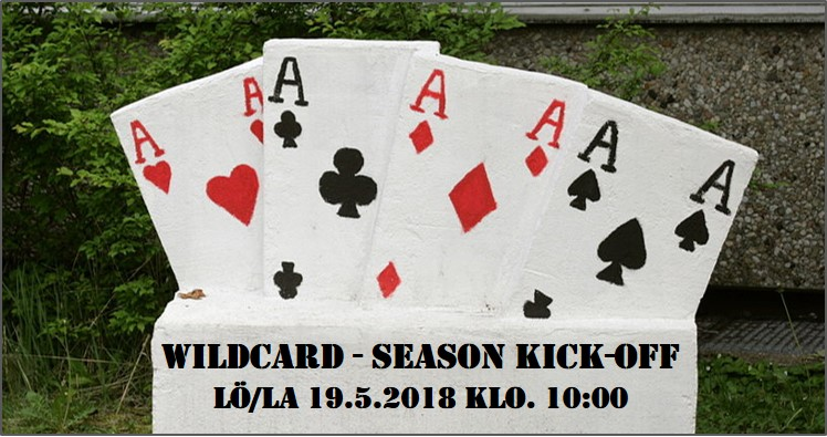 Wildcard – Season Kick-off Tuloksia