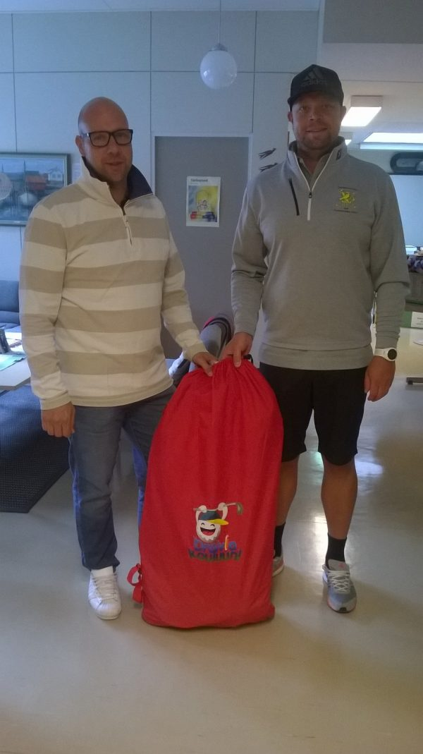 Jakobstads Golf och Draivia kouluun 14.8.2018