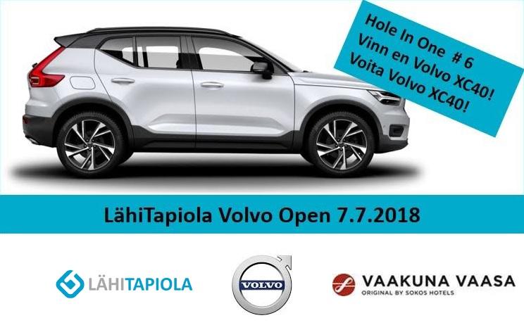 LähiTapiola Volvo Open