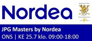 JPG Masters by Nordea