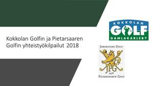 JPG & KoG – Samarbetar | Yhteistyössä