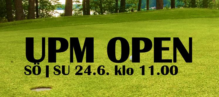 UPM Open