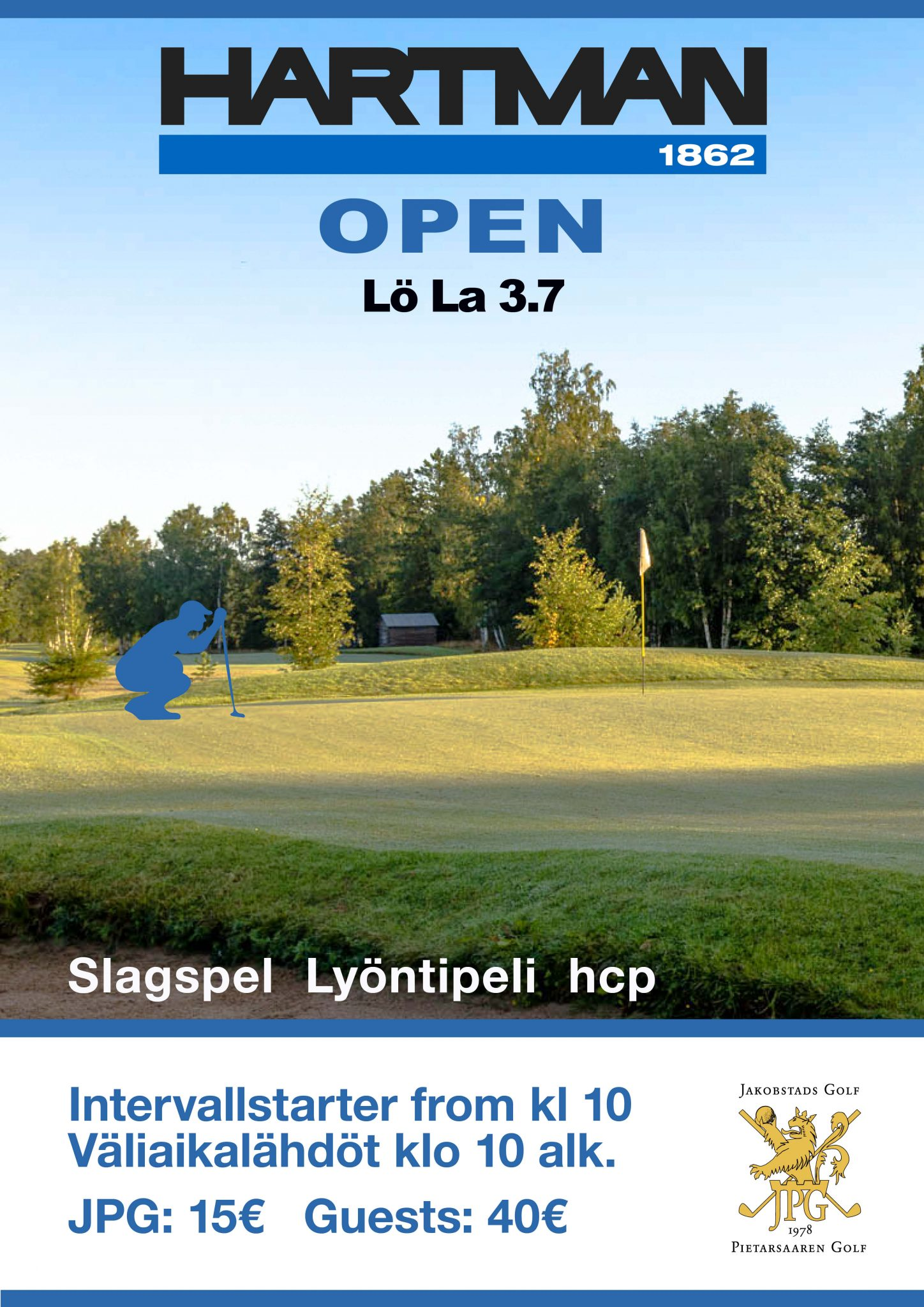 Hartman Open