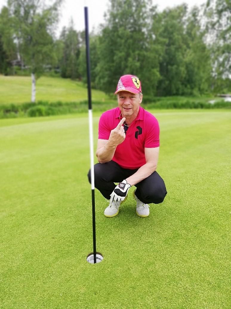 Kai Rintaniemi (JPG) Järviseudun Golf