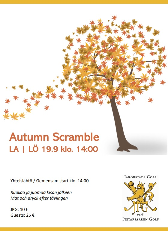 Autumn Scramble