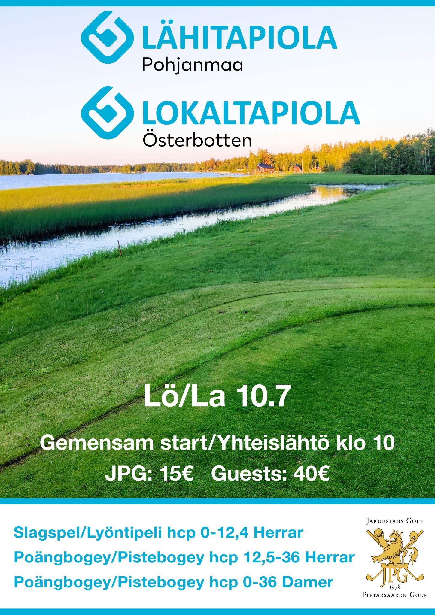 LokalTapiola Open
