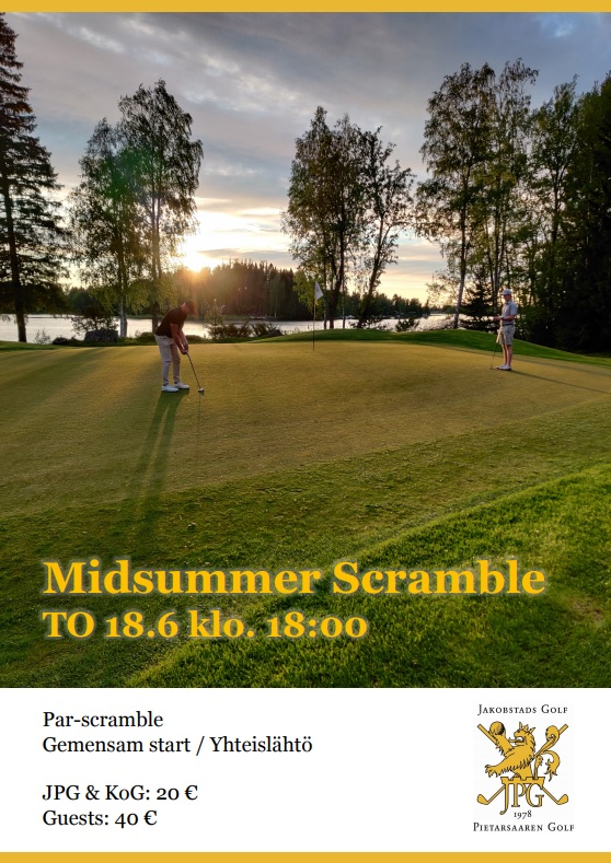 Midsummer Scramble