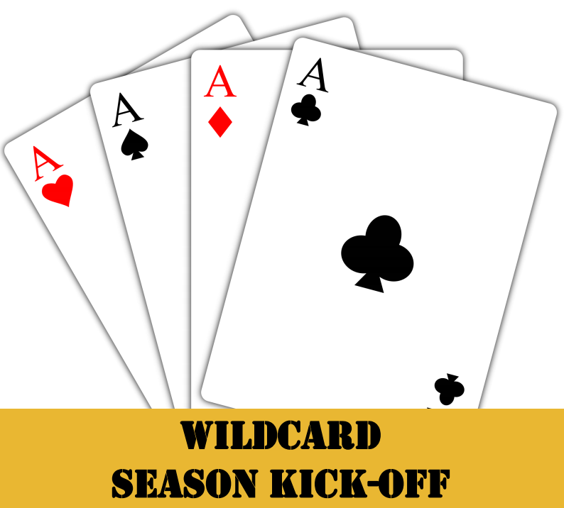 Wildcard – Season Kick-off